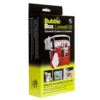 Bubble Box Livewell Kit