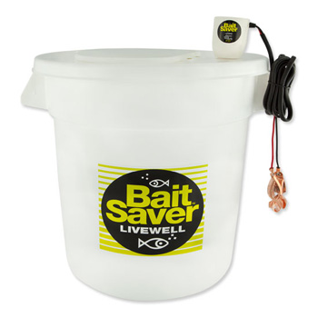 Bait Saver Livewell Systems™ - 10 Gal.